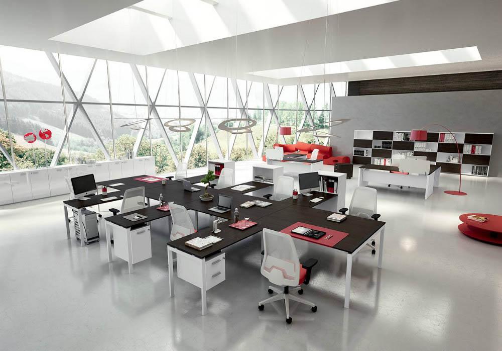 Arredamento ufficio milano for Arredamento ufficio economico
