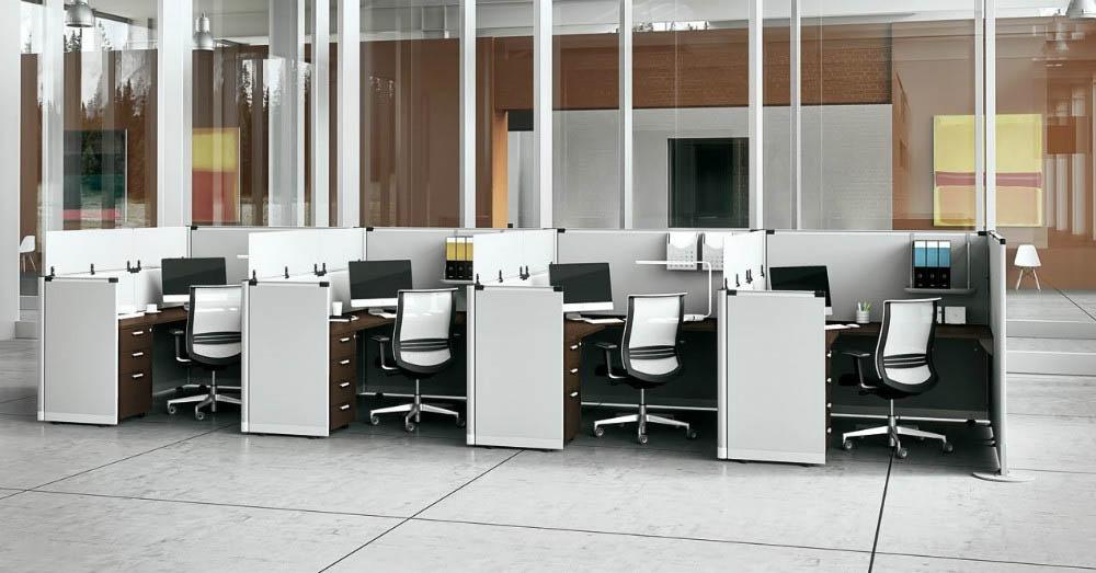 Arredo operativo arredamento ufficio milano for Arredamento call center